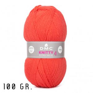 DMC Knitty 4 Extra Value Yarn, 100 gr. (728)