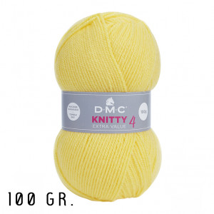 DMC Knitty 4 Extra Value Yarn, 100 gr. (819)