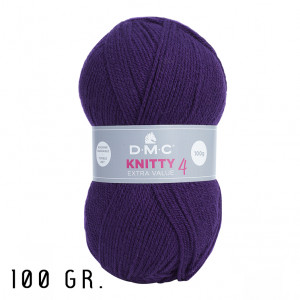 DMC Knitty 4 Extra Value Yarn, 100 gr. (840)