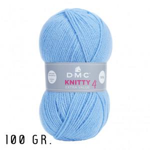 DMC Knitty 4 Extra Value Yarn, 100 gr. (969)