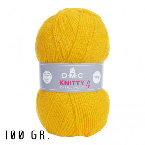 DMC Knitty 4 Extra Value Yarn, 100 gr. (978)