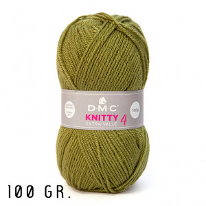 DMC Knitty 4 Extra Value Yarn, 100 gr. (634)