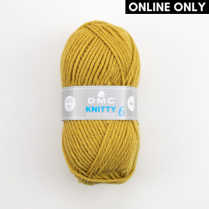 DMC Knitty 6 Extra Value Yarn (670)