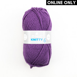 DMC Knitty 6 Extra Value Yarn (701)