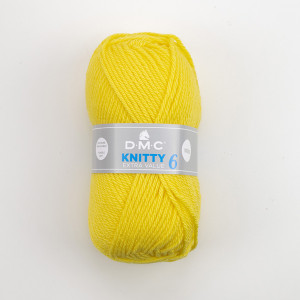DMC Knitty 6 Extra Value Yarn (819)