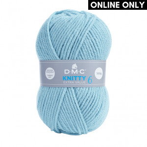 DMC Knitty 6 Extra Value Yarn (741)