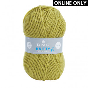 DMC Knitty 6 Extra Value Yarn (785)