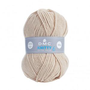 DMC Knitty 6 Extra Value Yarn (936)