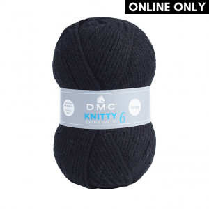 DMC Knitty 6 Extra Value Yarn (965)