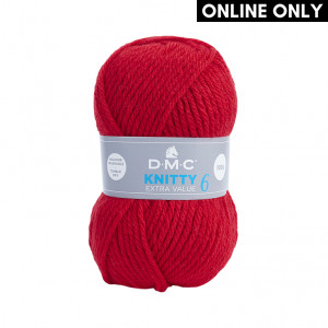 DMC Knitty 6 Extra Value Yarn (698)