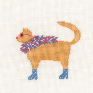 Lanarte® Counted Cross Stitch Kit - Rock Cats II
