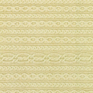 Lion Brand Artisan Gift Wrap Paper - Dancing Cables