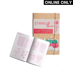 Lion Brand String Art Kit - String Theory