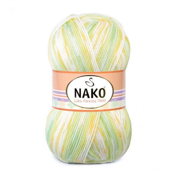 Nako Luks Minnos Petit Baby Yarn (81317)