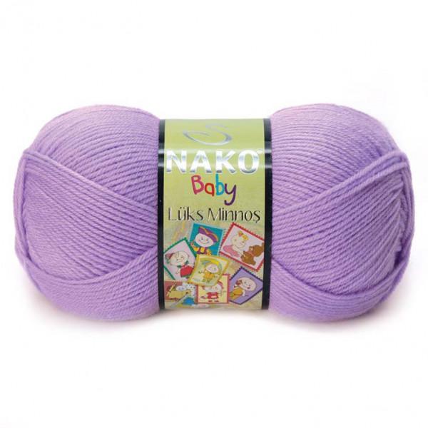 Nako Luks Minnos Baby Yarn (1036)