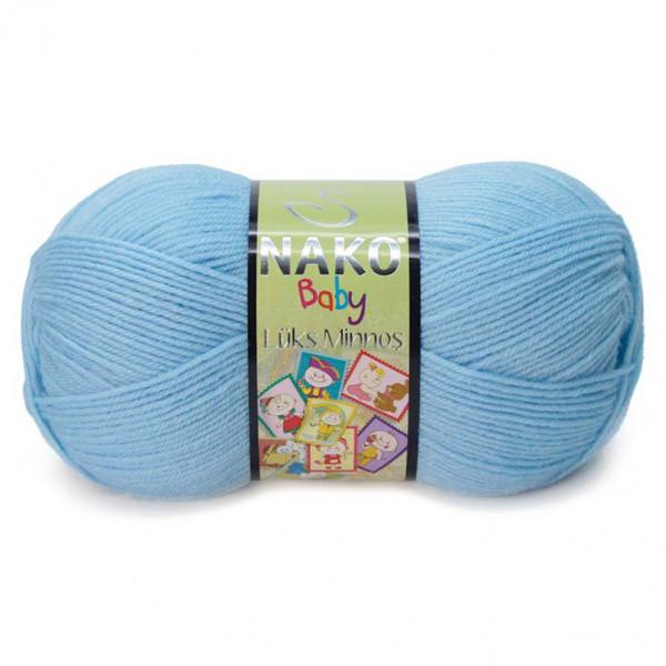Nako Luks Minnos Baby Yarn (214)