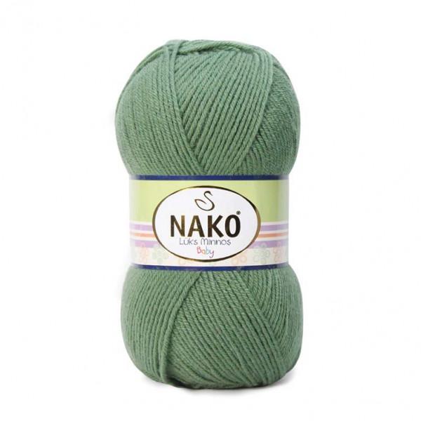 Nako Luks Minnos Baby Yarn (6817)