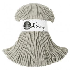 (PREORDER) Bobbiny Premium Macramé Cord Yarn, Beige, 3 mm.