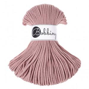 Bobbiny Premium Macramé Cord Yarn, Blush, 3 mm.