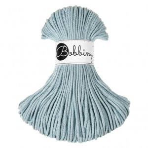 Bobbiny Premium Macramé Cord Yarn, Misty, 3 mm.