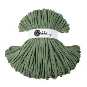 Bobbiny Premium Macramé Cord Yarn, Eucalyptus, 9 mm.