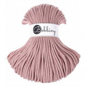 Bobbiny® Premium Macramé Cord Yarn, Blush, 5 mm.