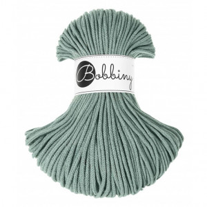 Bobbiny® Premium Macramé Cord Yarn, Laurel, 5 mm.