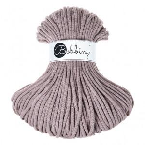 Bobbiny® Premium Macramé Cord Yarn, Pearl, 5 mm.