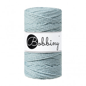 Bobbiny Premium Macramé Rope, Misty, 3 mm.