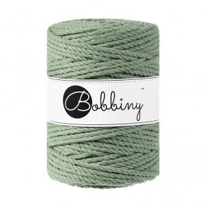 Bobbiny Premium Macramé Rope, Eucalyptus, 5 mm.