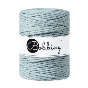 Bobbiny Premium Macramé Rope, Misty, 5 mm.