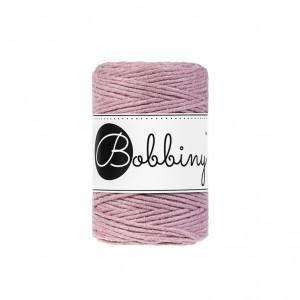 (PREORDER) Bobbiny Premium Macramé String, Dusty Pink, 1.5 mm.