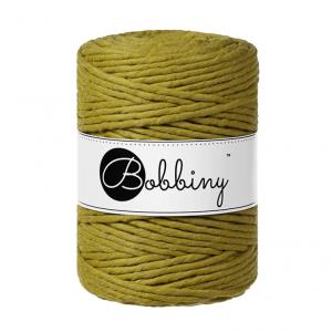 Bobbiny Premium Macramé String, Kiwi, 5 mm.