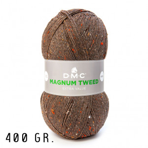 DMC Magnum Tweed Extra Value Yarn (624)