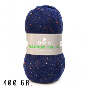 DMC Magnum Tweed Extra Value Yarn (636)