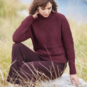 DMC Magnum Tweed Pattern - Sweater