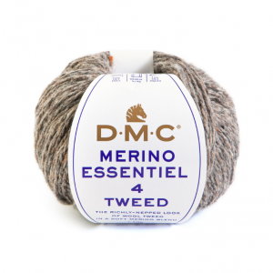 DMC Merino Essentiel 4 Tweed Yarn (913)