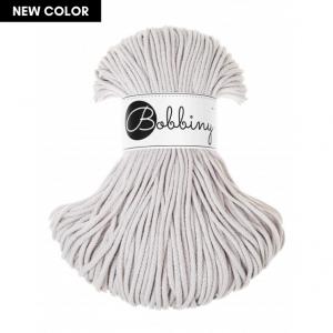 Bobbiny Premium Macramé Cord Yarn, Moonlight, 3 mm.