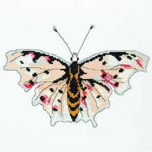 Butterfly Victoria Pattern in DMC® Mouliné Spécial®