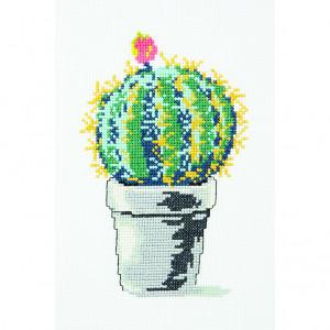Globe Cactus Pattern in DMC® Mouliné Spécial®