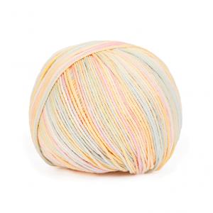 DMC Natura Just Cotton Multico Yarn - Rainbow (M931)