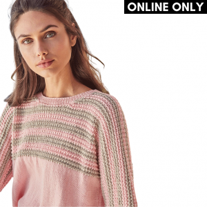 DMC Natura Just Cotton Pattern - Sweater