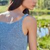 DMC Natura Linen Pattern - Strappy Vest
