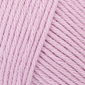 DMC® Natura Just Cotton Medium Yarn - Rose Parme (136)