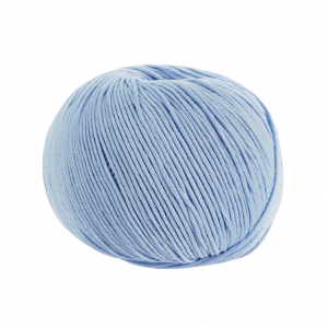 DMC Natura Just Cotton Yarn - Light Blue (N106)