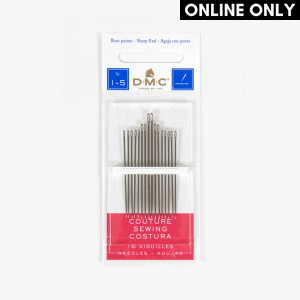 DMC Sewing Needles, Size 1 to 5