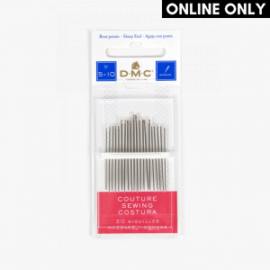 DMC Sewing Needles, Size 5 to 10