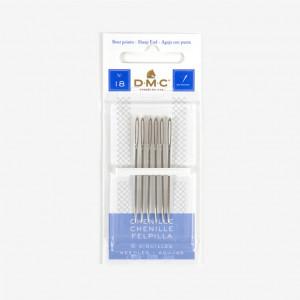 DMC Chenille Needles, Size 18