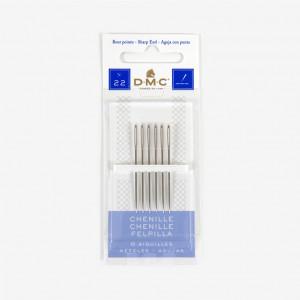 DMC Chenille Needles, Size 22