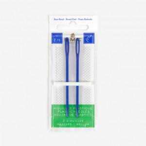DMC Plastic Needles, Size 2.75